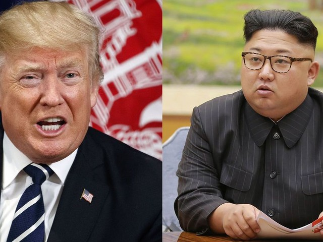 Kim Jong-un just called Trump mentally deranged and everything is fine