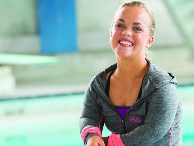 Fit Fix: Ellie Simmonds On How She Got Past Wanting To Hang Up Her Goggles After 2015 World Championships