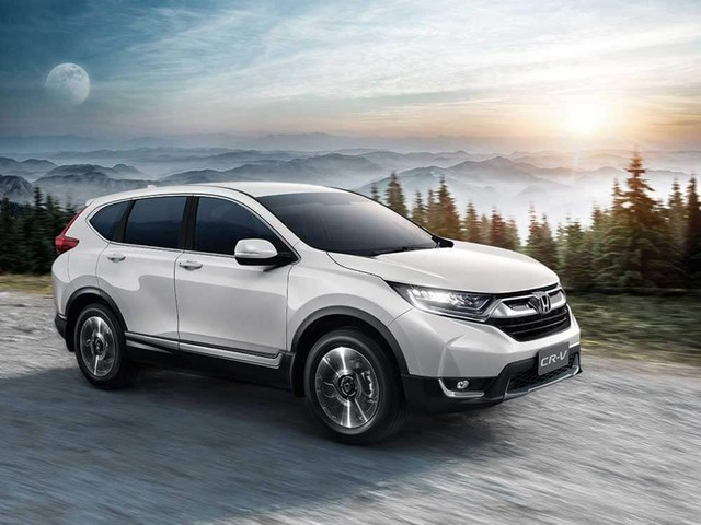 New Honda CR-V Reportedly Coming To India With Diesel Engine And 7 Seat Layout