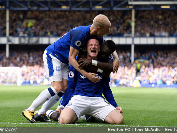 Prodigal: Wayne Rooney Scores 199th Premier League Goal On Second Debut As Everton Pip Stoke At Goodison (Video)