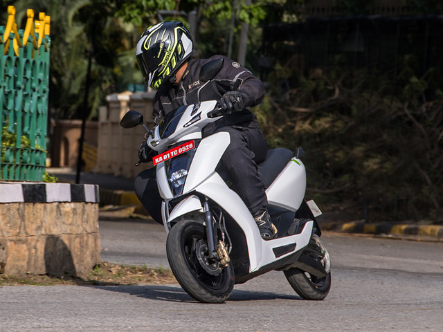 Review: 2018 Ather 450 review, test ride