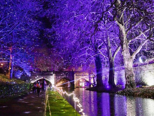 Enchanted Eltham: Palace Light Festival Returns For Christmas 2019