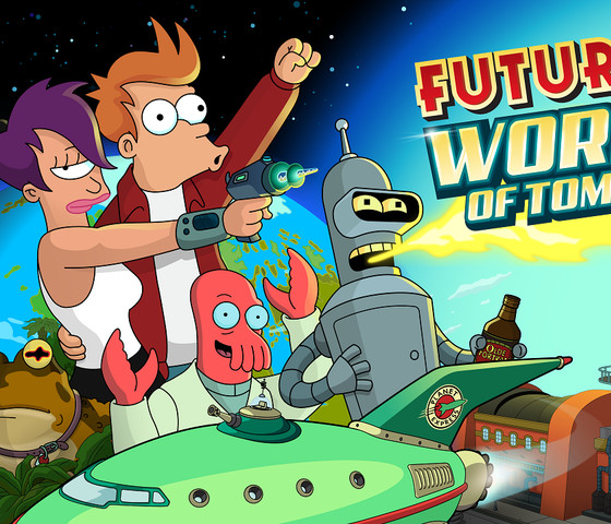 'Futurama' Free Mobile Game Launches With Original Cast — And the Hypnotoad