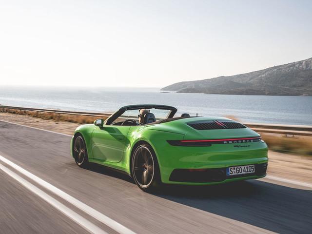 Porsche 911 Cabriolet 2019 review