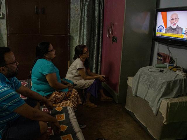 Coronavirus in India: Modi Orders Total Lockdown of 21 Days