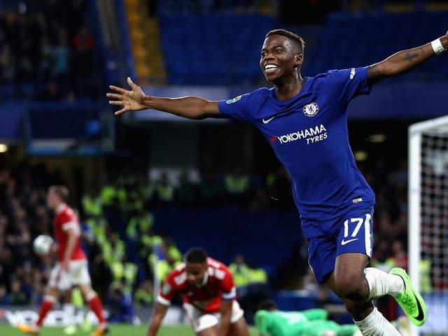 Chelsea youth production line may have seen a watershed moment with Charly Musonda's Carabao Cup goal tears