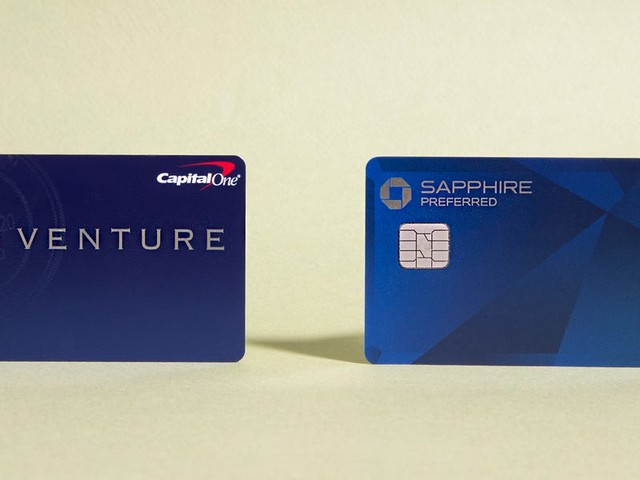 Chase Sapphire Preferred versus Capital One Venture: How to decide which travel rewards credit card is best for you