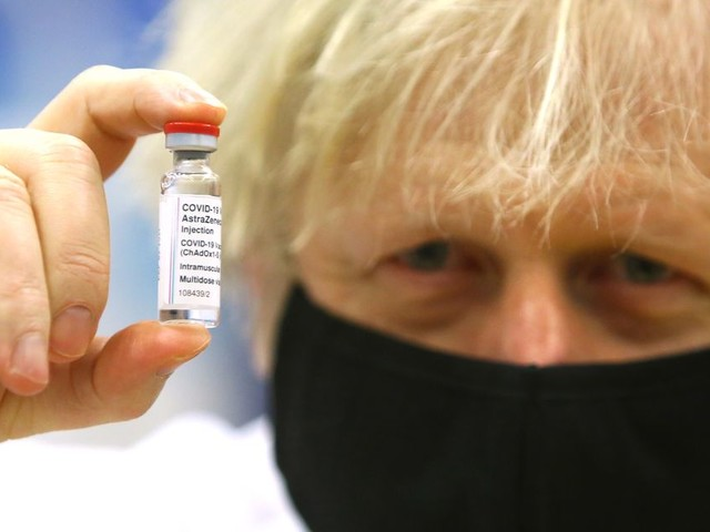 Boris Johnson To Set Out 'Cautious' Roadmap For Easing Covid Restrictions