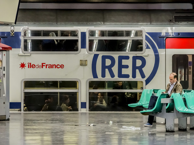 Railways Around The World That Inspired Crossrail
