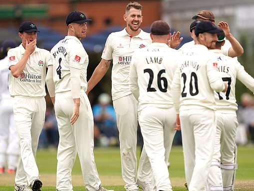 Lancashire are on the brink of winning their first County Championship in TEN years