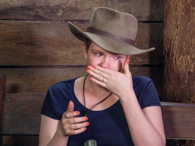 Corrie's Jennie McAlpine in TEARS on I'm a Celebrity as she confesses she is missing son Albert