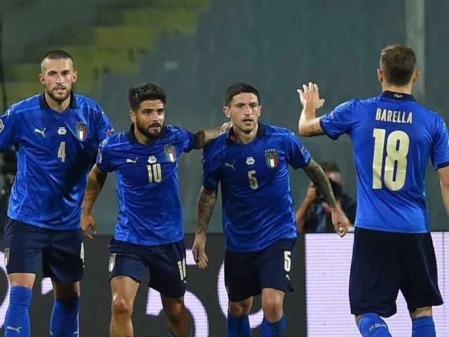 Young Inter Midfielders Star for Italy