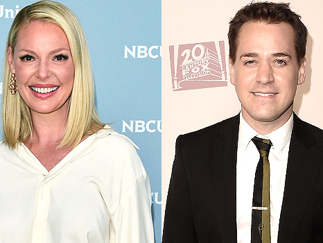 Katherine Heigl Doesn't Think T.R. Knight Made 'The Right Decision' By Leaving 'Grey's Anatomy'