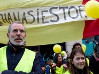 Ethics dispute erupts in Belgium over euthanasia rules
