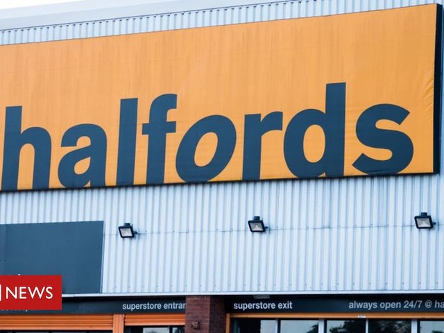 Coronavirus: Halfords has 'essential role to play'