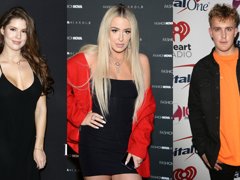 YouTube Star Amanda Cerny Doesn't Think Tana Mongeau And Jake Paul's Relationship Will Last
