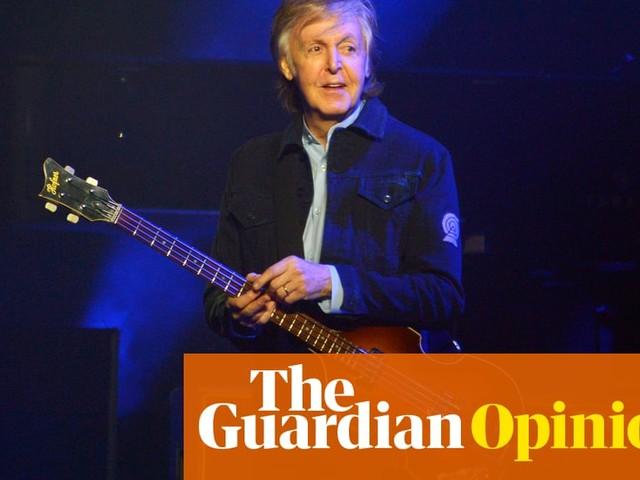 Paul McCartney: a safe but satisfying Glastonbury headliner