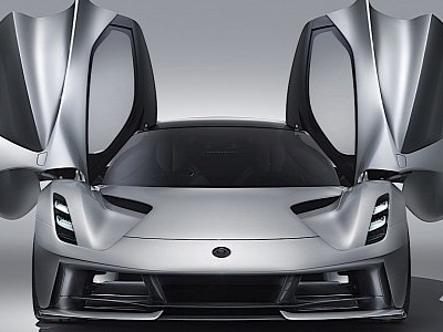 """2021 Lotus Evija Unwrapped as the Definition of """"You're Breathtaking!"""""""