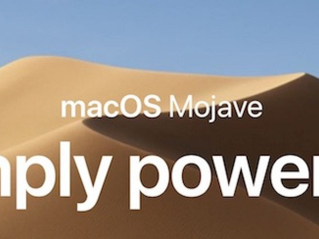 Apple Releases First Public Beta of macOS Mojave to Public Beta Testers