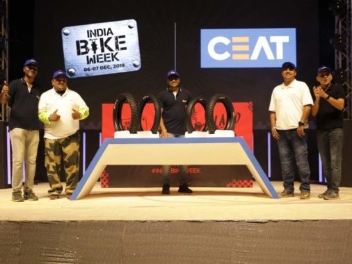 Ceat Launches Gripp XL And Zoom X3 Tubeless Motorcycle Tyres
