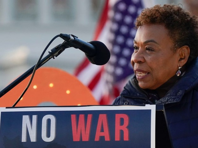 10 Things in Politics: The Democratic lawmaker fighting to end forever wars