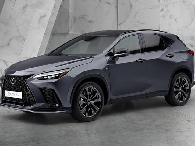All-new Lexus NX SUV revealed