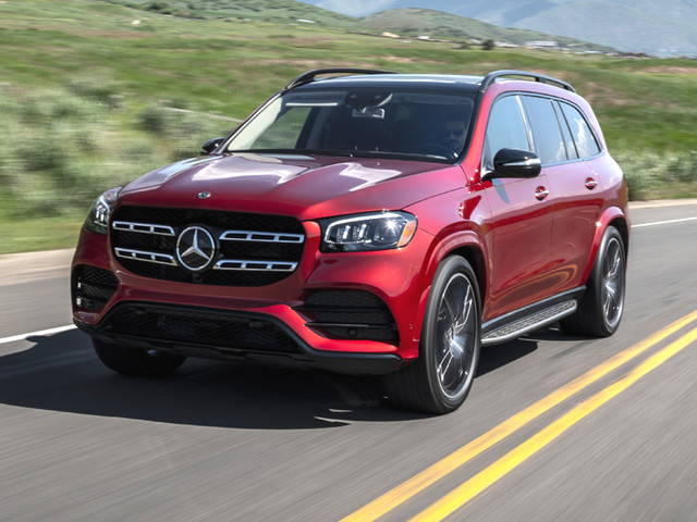 Review: 2020 Mercedes-Benz GLS review, test drive