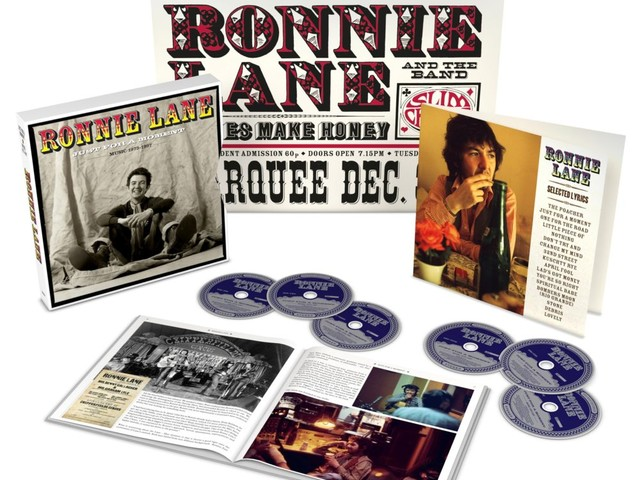 Ronnie Lane: Just For A Moment – Box Set Announced