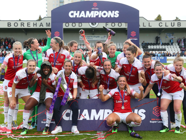Why everyone's talking about the Women's Super League