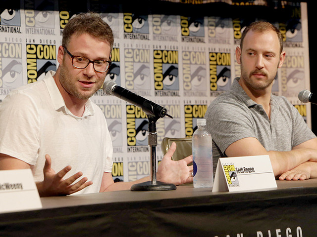 Seth Rogen, Evan Goldberg to Produce NBC Comedy Project From 'Sausage Party' Actress