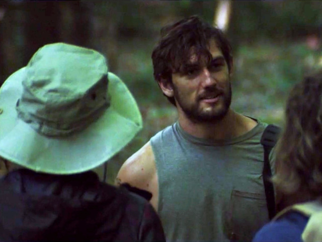 Alex Pettyfer Is Mighty Suspicious in This New Clip From The Strange Ones