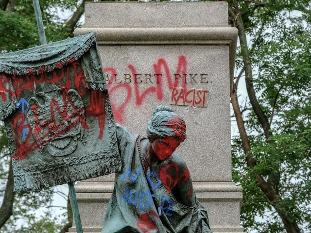 Trump wants to use this little known law to send protesters defacing and toppling statues to prison for 10 years