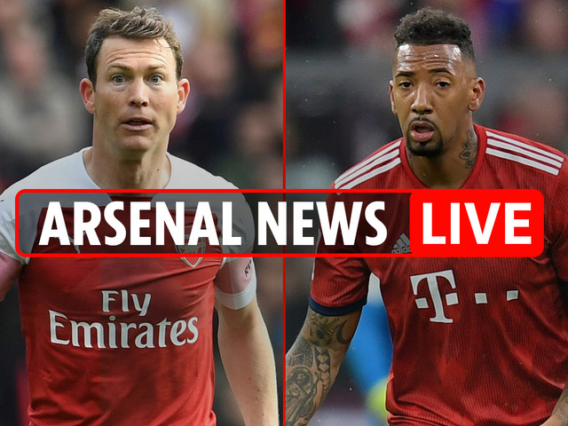 8.30am Arsenal transfer news: Aubameyang wanted in China, fans against Boateng move, Jose Antonio Reyes funeral