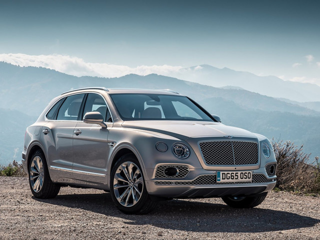 Bentley Bentayga to be updated for 2020