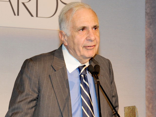 Carl Icahn Steps Down as Trump Special Adviser