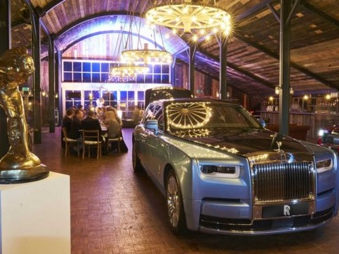 2019 Rolls-Royce Silver Ghost Collection Limited Edition