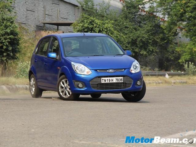 Fiesta Classic & Previous Gen Figo Recalled In India