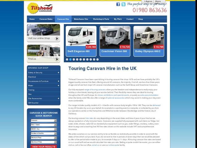 Autotrader Touring Caravans Scotland
