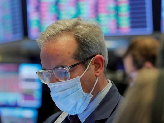 Dow tumbles 345 points as fresh lockdown measures overshadow vaccine progress