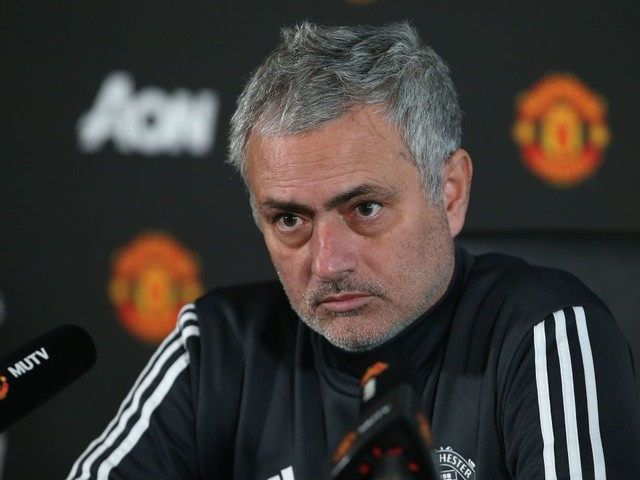 Jose Mourinho questions Man City after dressing room brawl with Man Utd