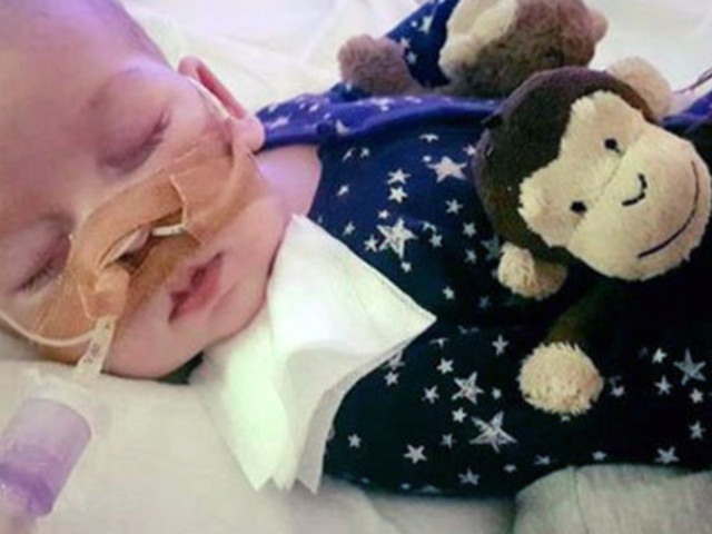 Charlie Gard's Parents End Legal Fight Over Treatment For Terminally Ill Son