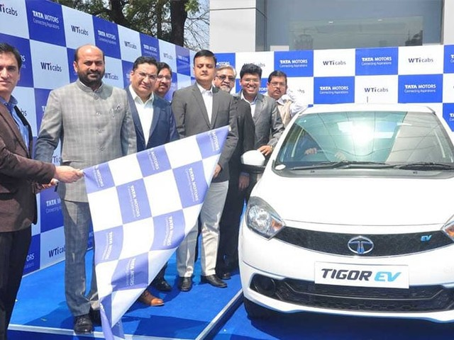 Tata Motors Partners With Wise Travel India To Supply Tigor EVs In Delhi