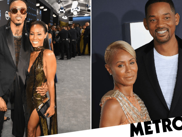 Jada Pinkett-Smith 'bringing herself to the Red Table' after August Alsina affair claims