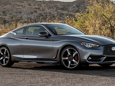 2021 Infiniti Q60 Adds More Features and New Exterior Colors, Priced at $41,650