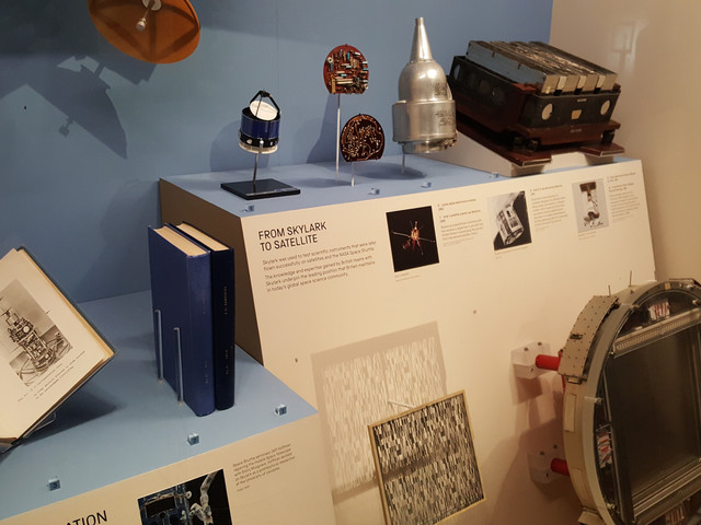 New exhibition celebrates Britain's cold-war rocket project