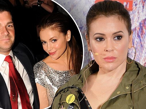 Alyssa Milano and husband David Bugliari drop $10M mismanagement suit against former agent