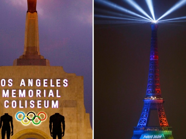 IOC officially announces Paris, Los Angeles as Olympic hosts