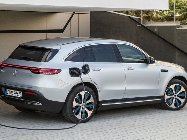 Mercedes looking at local assembly of all-electric EQC