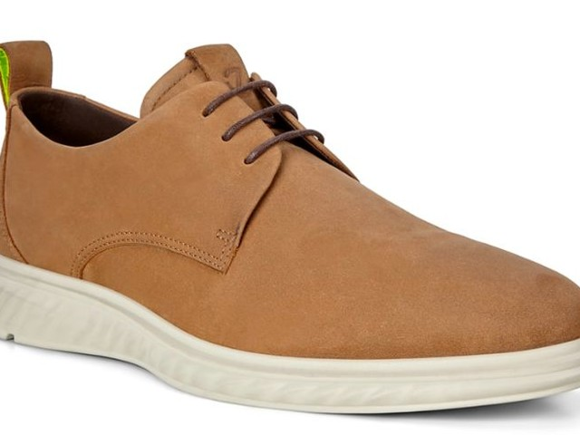 Hybrid Purpose Footwear Designs - ECCO's ST.1 HYBRID LITE Shoes are Both Casual and Formal (TrendHunter.com)