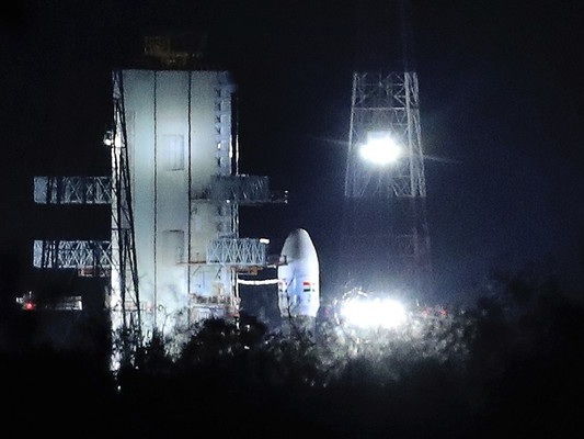 India counting down to launch spacecraft to the moon a week after postponing mission
